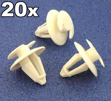 20x Mercedes Benz Plastic Trim Clips- For door cards, trims, covers and fascias