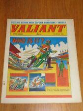 VALIANT 6TH MARCH 1971 FLEETWAY BRITISH WEEKLY COMIC*