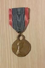 Medaille WO I 1914 1918 Koningin Elisabeth