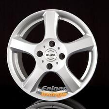 4 Alufelgen ENZO B Silver 5,5x14 ET16 4x108 ML65,1 NEU