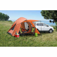 SUV Tent Tailgating Camping for Back of SUV Minivan Travel Overnight Backroadz