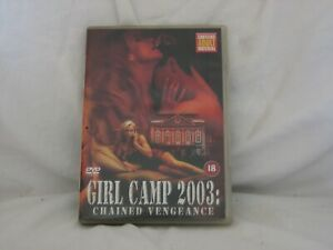 Girl Camp 2003: Chained Vengeance (DVD, 2003)