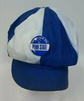 Rare Vintage 1970s Penn State Football Sugar Bowl Souvenir Hat Cap with Pinback