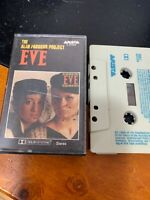 THE ALAN PARSONS PROJECT EVE Cassette Tape