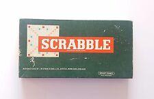 Scrabble Spear's Games ¡¡Completo!! (1955) (Inglés) (Trade Mark) (Juego de Mesa)