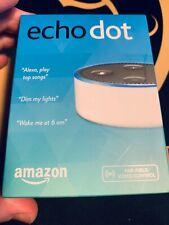 Amazon Echo Dot 2nd Generation (White)