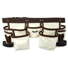 NEW Cotton AWP 393-cu in Construction Tool-Belt Holster Pocket Pouch Bag Holder