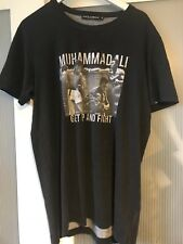 Dolce and Gabbana Mohammed Ali Men tshirt top 100% AUTHENTIC size 50