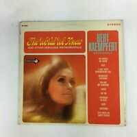 The World We Knew&Other Fabulous Instrumentals Bert Kaempfert and his Orchestra