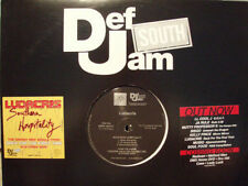 "LUDACRIS + NEPTUNES - SOUTHERN HOSPITALITY / CATCH UP (12"")  2000!!!  RARE!!!"
