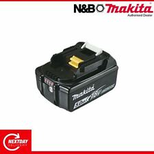 MAKITA GENUINE BATTERY BL1850 BL1850B Lithium ion 18v 5.0AH
