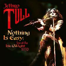 JETHRO TULL-NOTHING IS EASY-LIVE AT THE ISLE OF WIGHT (2LP (US IMPORT) VINYL NEW