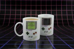 Nintendo Game Boy Heat Sensitive Colour Changing Mug - Ideal For Coffee & Tea
