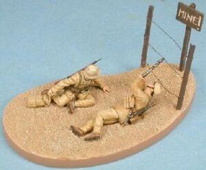 Master Fighter 1:48 German Two-Man Infantry Team - Afrika Korps, #MF48010