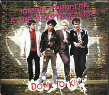 CD-BOX The Heartbreakers Down To Kill 2 CDS + 1 DVD / STILL SEALED NEW OVP