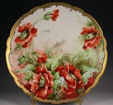 """12"""" Beautiful  Plate Gold Trim"""