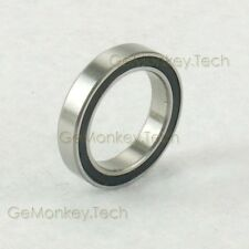 10PCS 15x21x4mm Rubber Sealed Ball Miniature Bearing 61702 6702-2RS 6702VV/DDU
