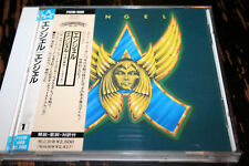 ANGEL Angel !!! CASABLANCA JAPAN REC OBI FIRST EDITION