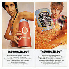 THE WHO - SELL OUT - REISSUE LP VINYL NEW SEALED 2015 - 180 GRAM