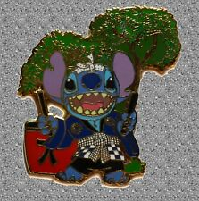 Stitch Japanese Summer Festival Pin - Disney Mall Japan Pin LE 100