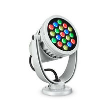 Philips Color Kinetics Colorburst Powercore RGBW, 423-000004-21, Grey Housing,