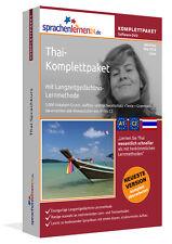 THAI lernen von A bis Z - Sprachkurs-Komplett-DVD + Smartphone-Version