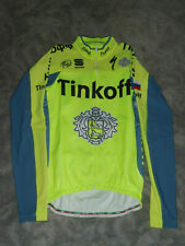 Sportful Team Tinkoff thermal jersey winter trikot specialized