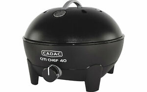 Cadac Citi Chef 40 black Gasgrill 30 mbar Standgrill Gasgrill schwarz B-Ware