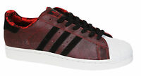 Adidas Originals Superstar II Mens Trainers Leather Low Lace Up Shoes D65600 D63