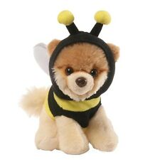 GUND Itty Bitty Boo - In a Bumble Bee Suit - The Worlds Cutest Dog - Soft Toy
