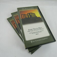 From Yao to Mao 5000 Years of Chinese History 6 DVD Set The Great Courses