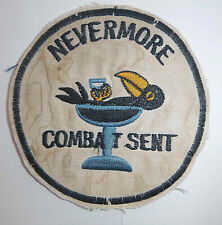 THE RAVEN - Patch - NEVERMORE - USAF 56th SPECIAL OPERATIONS, Vietnam War - 386