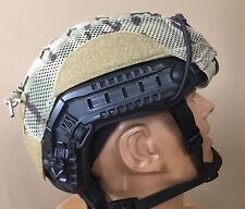 Agilite, Mohawk Air Ops-Core, Helmet Cover, Multicam.