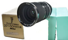 Nikon 25 mm 50 mm F4.0 AI Nikkor in Used Mint with box ,