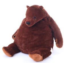 DJUNGELSKOG Teddybär braun Plüsch Spielzeug Füllung Tier Spielzeug Weihnachten
