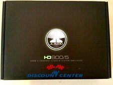 JL AUDIO HD900/5 CAR AMPLIFIER 900 WATTS RMS 5-CHANNEL NEW