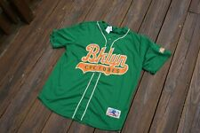 Brooklyn Cyclones Adult XL St. Patrick's Day Jersey by Budweiser