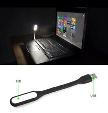 USB LED Light Flexible Lamp Adapter bend for Laptop Keyboard Notebook For Lap
