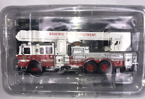 Del Prado 1:87 1993 Piece Lance Telescoping Ladder Truck~Bohemia FD. Tower #3