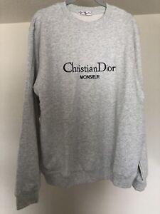 Chrisitan Dior Monsieur Sports Crewneck *IN HAND*