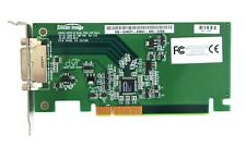 Dell Orion ADD2-N Dual Pad DVI x16 PCI-E Card J4571 Low Profile Bracket ADD2-N