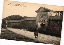 CPA  Saint-Martin-de-Ré -Entrée de la Citadelle -Porte Montiuc    (242183)