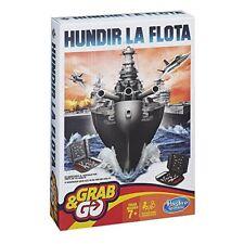 Hundir la flota viaje de Hasbro 1-1000
