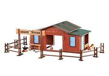 Playmobil Western Snake River Ranch, Rancho del oeste años 90 Ref 3805