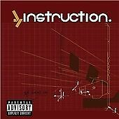 Instruction - God Doesn't Care (Parental Advisory) [PA] (2004) ex cond