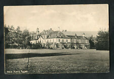 C1940s View: Castle Auel, Lohmar, Germany. Message from a Soldier