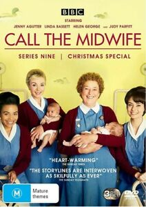 Call The Midwife: Season 9 (DVD) FREE SHIPPING AUSTRALIA-WIDE******