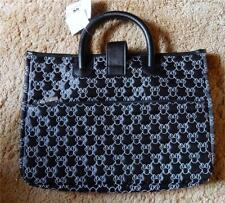 Disney Store Quilted Minnie Head Tote/Bag/Purse