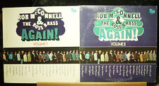 Rob McConnell & The Boss Brass Again! (Volume 1 & 2) Two LPs (1978)