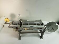 VERY RARE VINTAGE ATLANTIC PRINTING PRESS DEVICE WITH ROLLERS